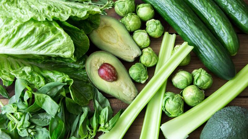 Folsäure-reiche Nahrungsmittel