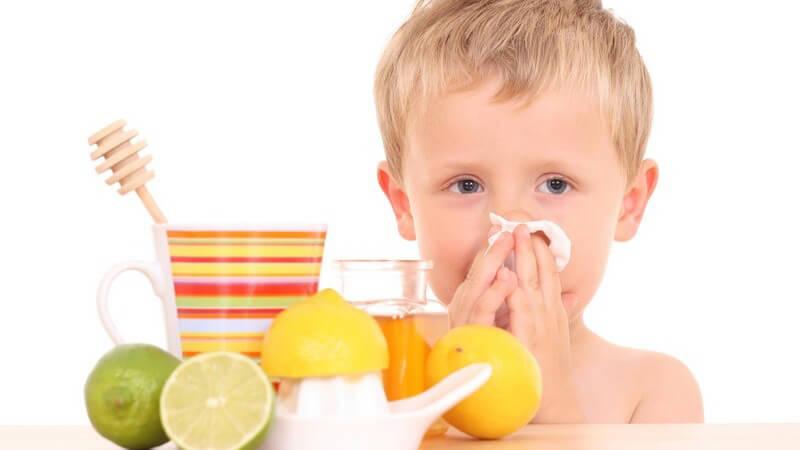 Als gute Vitamin C-Lieferanten gelten Obst und Gemüse; besonders reich an Vitamin C sind Zitrusfrüchte