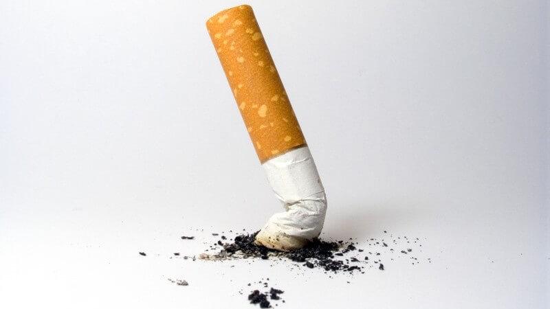 In der Regel konsumieren wir Nikotin über das Rauchen - in geringer Konzentration wird ihm eine anregende Wirkung zugeschrieben