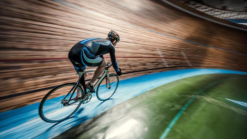 Bahnrad-Disziplinen und -Meisterschaften und entsprechende Anforderungen ans Rad