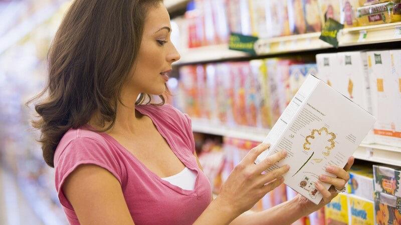 Nach der Lebensmittelampel folgt die Guideline Daily Amounts - unterm Strich bleibt es dennoch schwierig, alle Angaben auf den Etiketten zu erkennen
