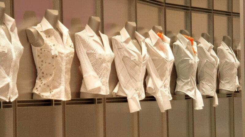 Bleichmittel sind hocheffektiv und sollten nur auf weißen und robusten Materialien Anwendung finden