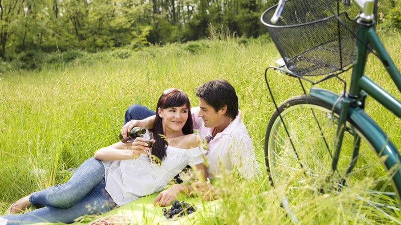 Eine Rad(wander)tour planen und genießen