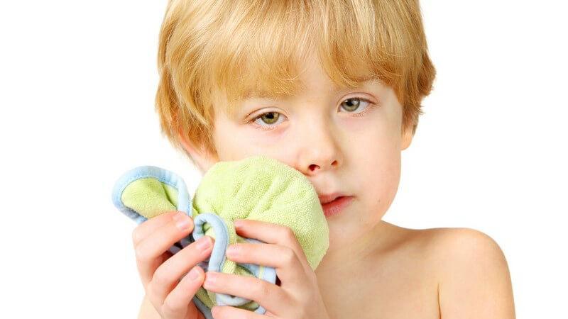 Druckempfindlichkeit und Druckschmerzen behandeln und lindern kann
