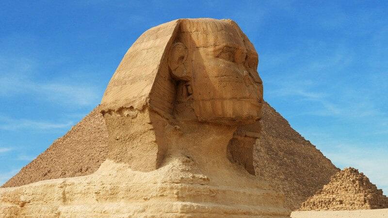 Wissenswertes zum einzigen erhaltenen der sieben Weltwunder der Antike