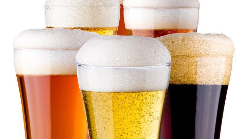 Wissenswertes zum Bierbrauen und der Entstehung von Bier