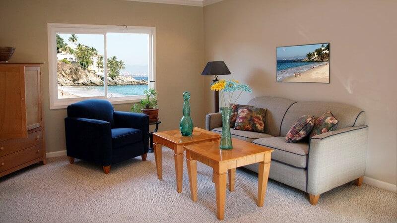 Ferienwohnung sowie Ferienhaus für einen entspannten Urlaub