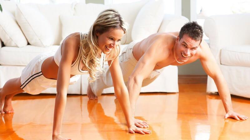 Übungen für das Brusttraining