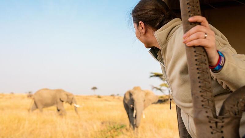 Besondere Merkmale des Semien-Nationalparks