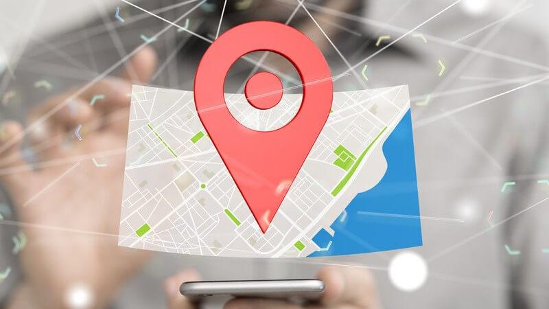 Karten haben verglichen mit Navigationssystemen einige Vorteile