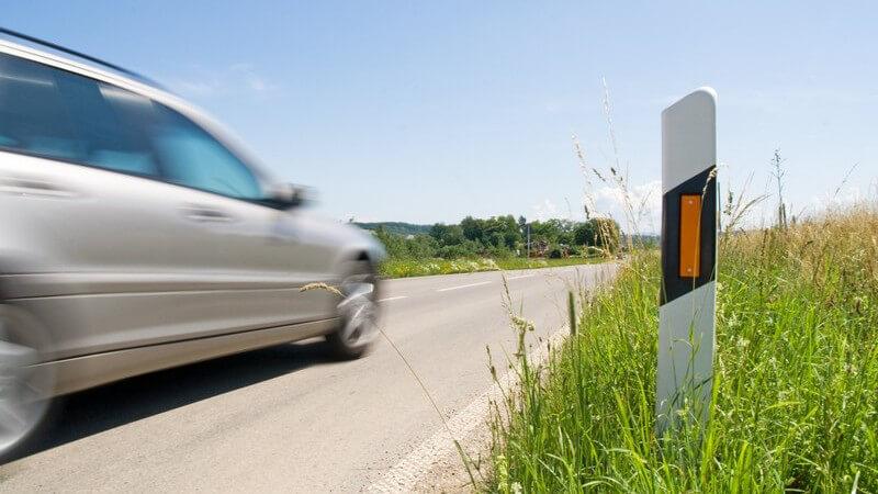 Auf Autoraststätten oder Autohöfen eine Pause einlegen