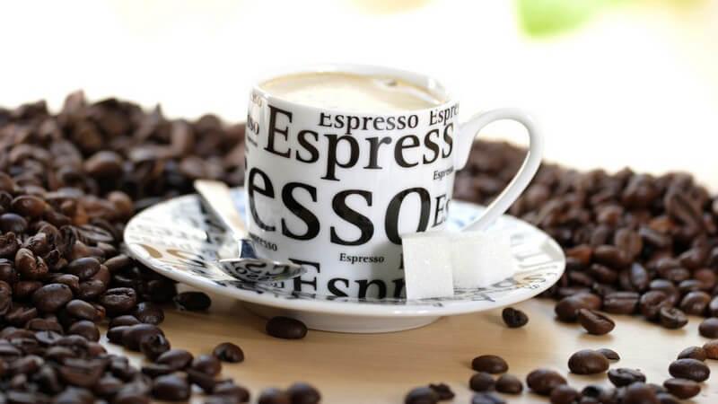 Wissenswertes zu Espresso