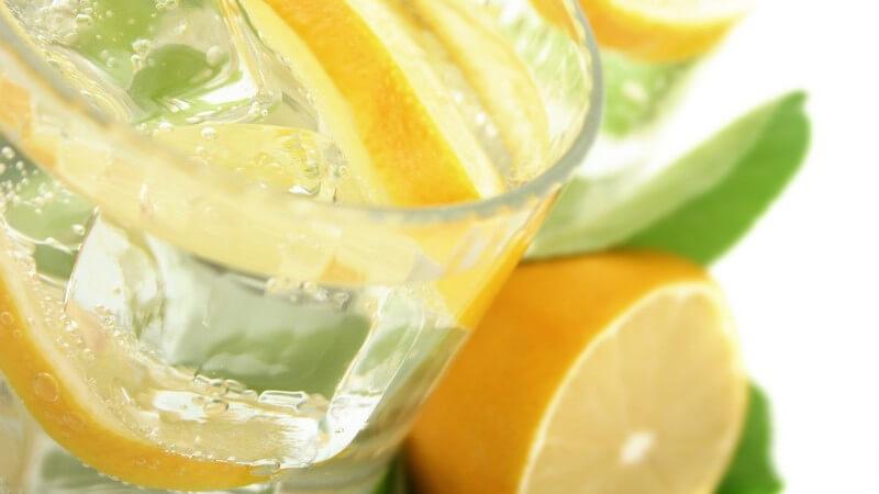 Zu den beliebtesten Sorten zählen Zitrone, Cola sowie Energydrinks