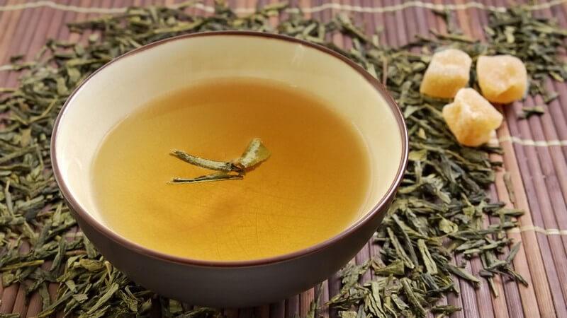 Wirkung und Anwendung von Mate Tee