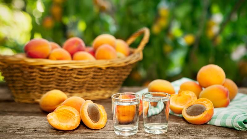 Zu den beliebtesten Früchten zählen Kirsche, Zwetschge, Mirabelle und Birne