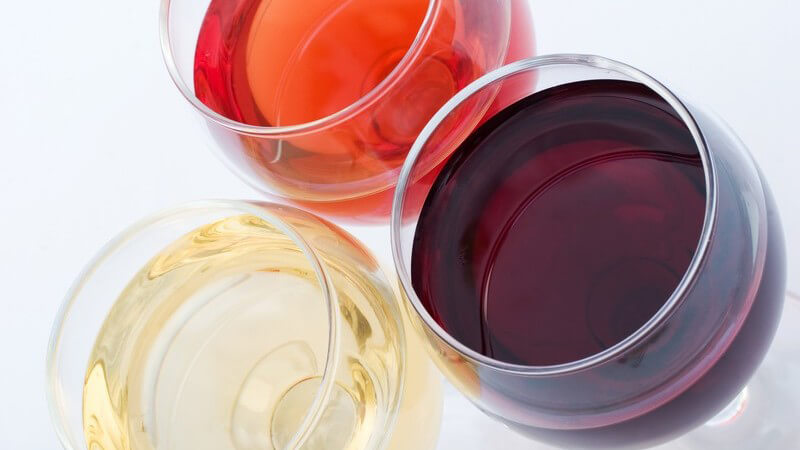 Roseweine, die außerhalb der EU hergestellt werden, schmecken häufig süßer