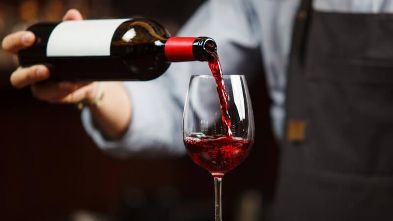 Mitunter wird Rotwein auch zum Kochen verwendet und verleiht Speisen ein besonderes Aroma