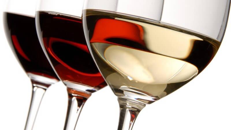 Es gibt zahlreiche, verschiedene Sorten sowie die Verwendung in weinhaltigen und -ähnlichen Getränken