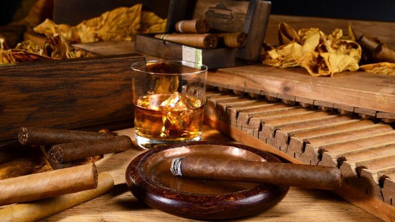 Auch als Backzutat erfreut sich Whisky großer Beliebtheit