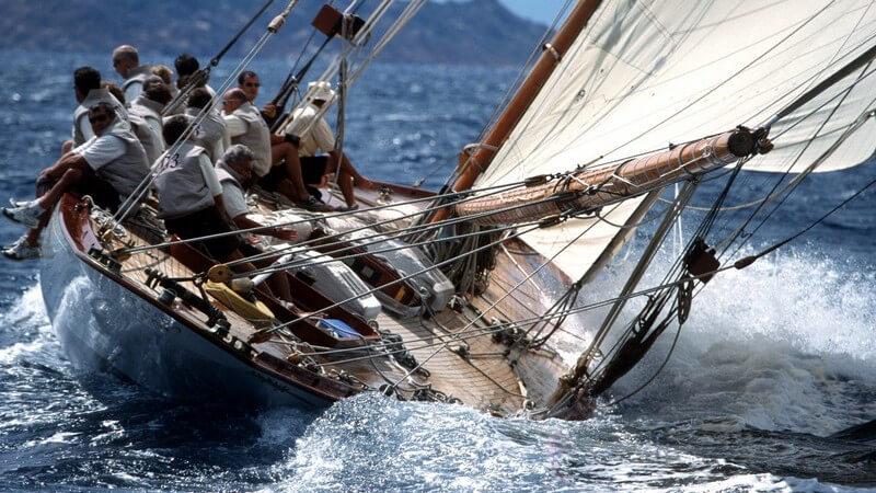Merkmale verschiedener Arten von Schiffsreisen