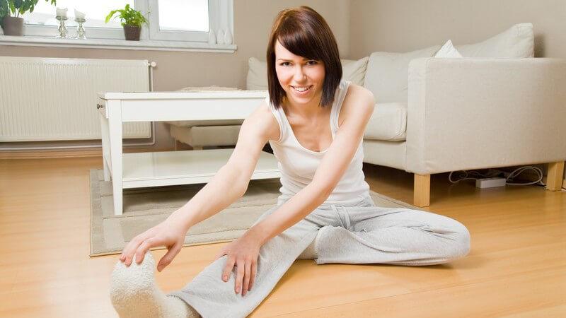 Tipps und Übungen fürs Flexibilitätstraining