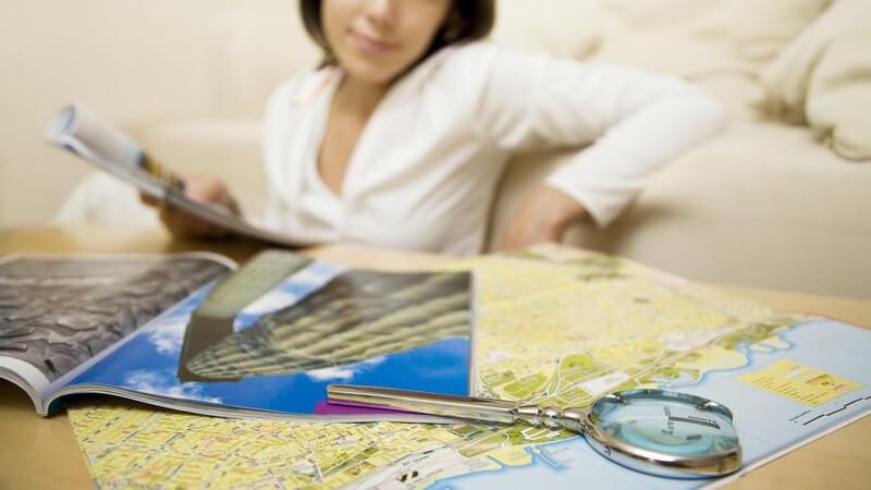 Über die Merkmale unterschiedlicher Arten von Studienreisen