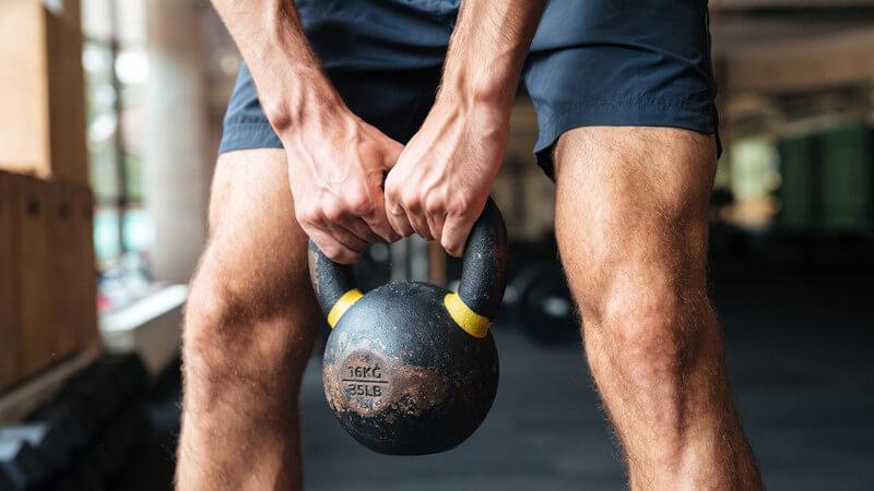 Tipps zum Workout mit Kettlebells