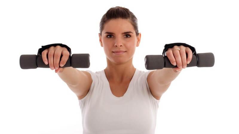 Einfache Übungen für einen starken Nacken