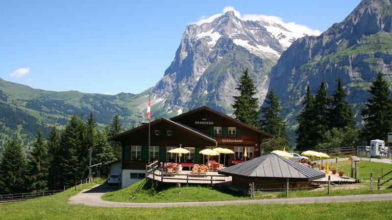 Hotels mit spezieller Ausrichtung auf Wanderer