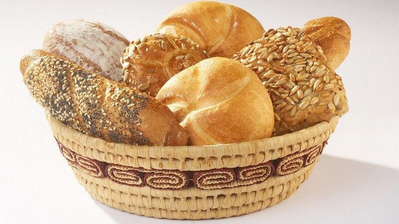 Abnehmen mit Brot