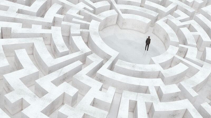 Die meisten Besucher von Labyrinthen sind sich nicht bewusst, dass es schon seit Urzeiten verschiedene Arten dieser Irrgärten gibt - wir geben einen Überblick