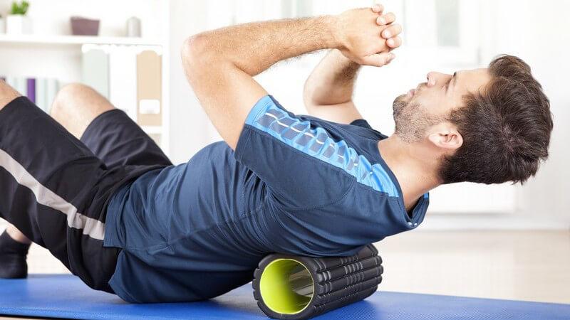 Rückenmuskeltraining zu Hause - Den Rücken und die Wirbelsäule stärken