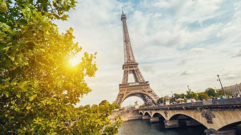 Sehenswertes im Reiseziel Frankreich