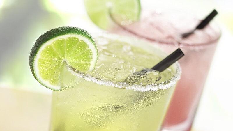 Damit der Drink nicht nur gut schmeckt, sondern auch gut aussieht