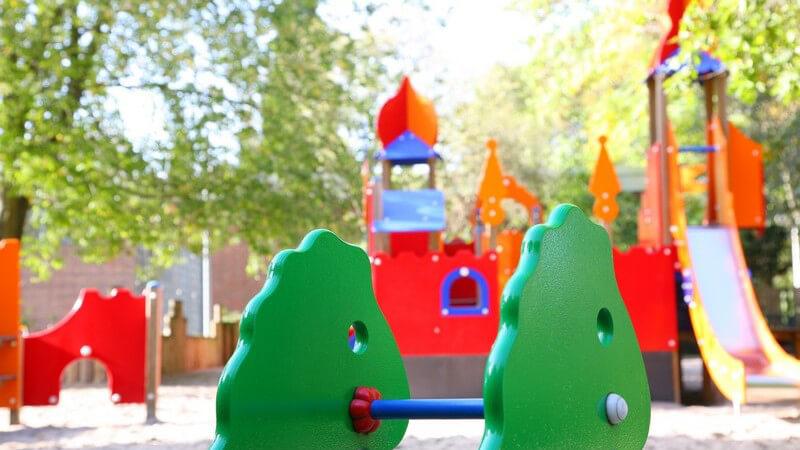 Arten und Merkmale von Kinderspielplätzen