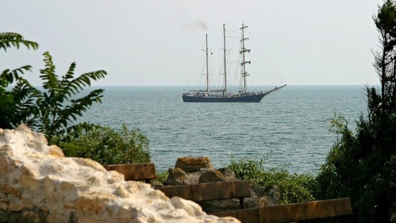 Sehenswertes im Reiseziel Bulgarien