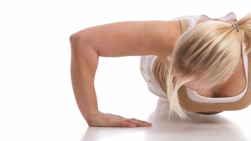 Effektive Übungen für starke Unterarme