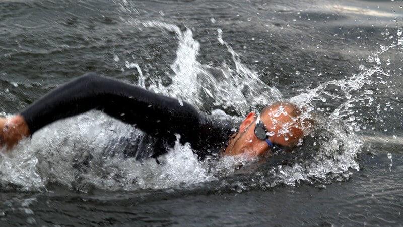 Der wohl härteste Wettkampf der Sportwelt - Als bekanntester Triathlon-Wettkampf gilt der Ironman