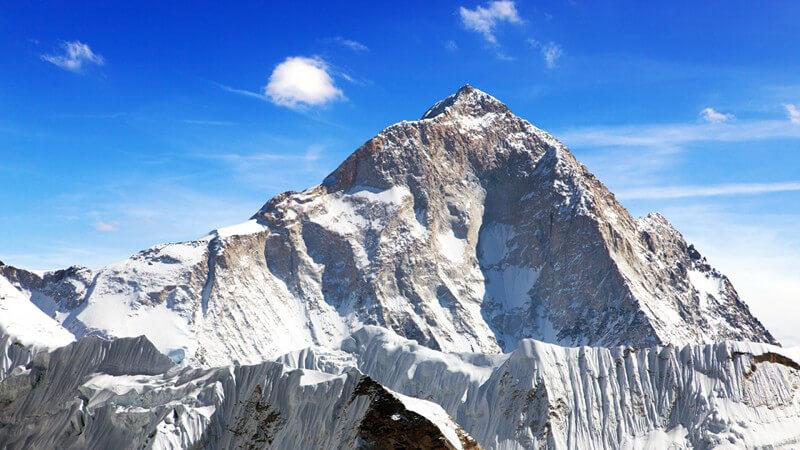 Nepal mit der Hauptattraktion Shingha Durbar