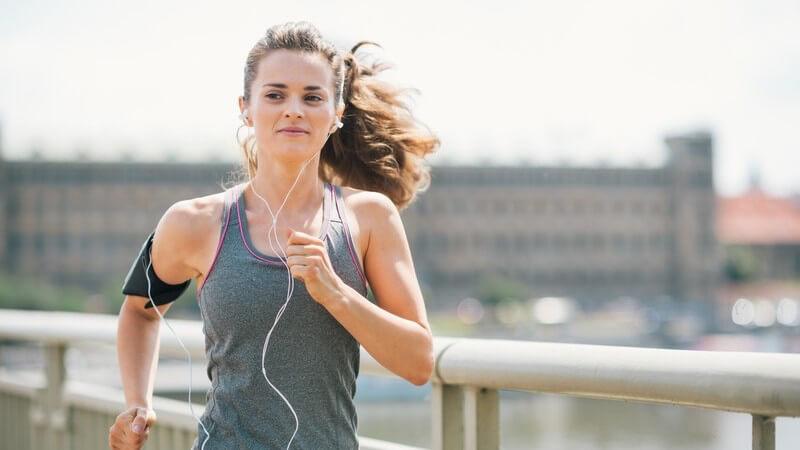 Um ihre Leistungen auf den Punkt zu bringen, sollten Sprinter ein Schnellkrafttraining absolvieren