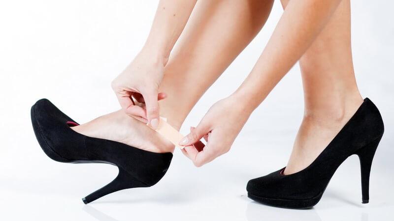Über geeignete Outfits und Locations für hohe Schuhe