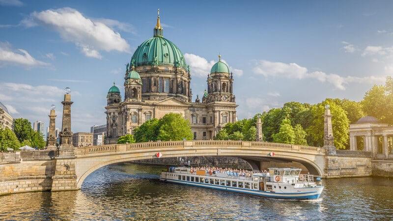 Sehenswertes im Reiseziel Deutschland