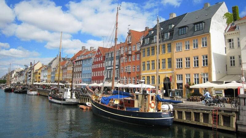 Sehenswertes im Reiseziel Dänemark