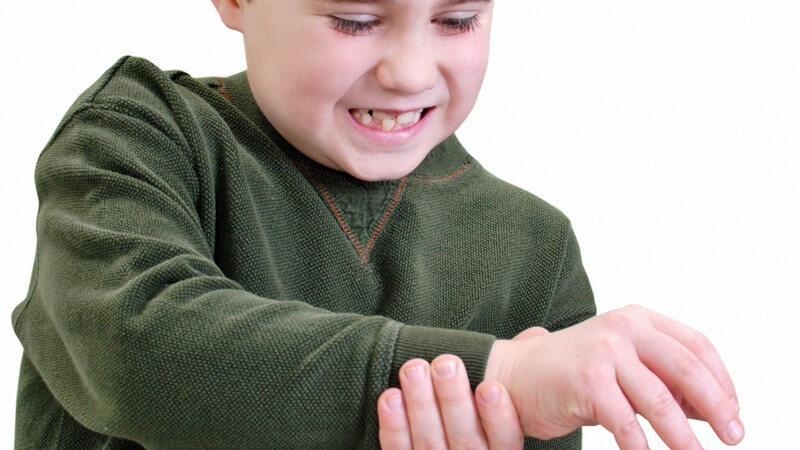Das Kinderrheuma wird je nach Verbreitung und betroffenen Gelenken in fünf Untergruppen eingeteilt