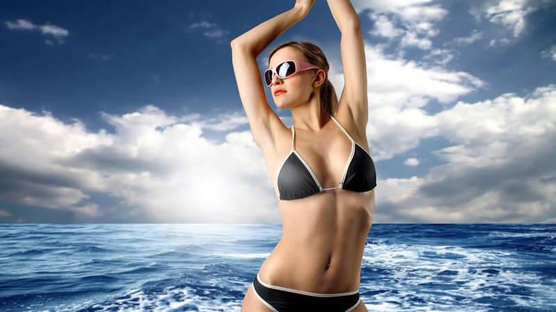 Tipps zum Badeoutfit