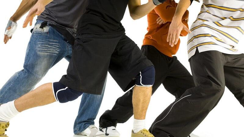 Wissenswertes zum Streetdance