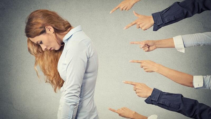 Ursachen für Mobbing und Punkte, die das Mobben fördern können