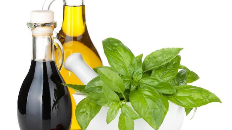 Vinaigrette - Ideen für ein Salatdressing mit Essig und Öl