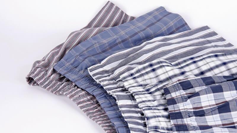 Heutzutage haben nicht nur Frauen, sondern auch Männer eine große Auswahl an Unterwäsche für jeden Anlass