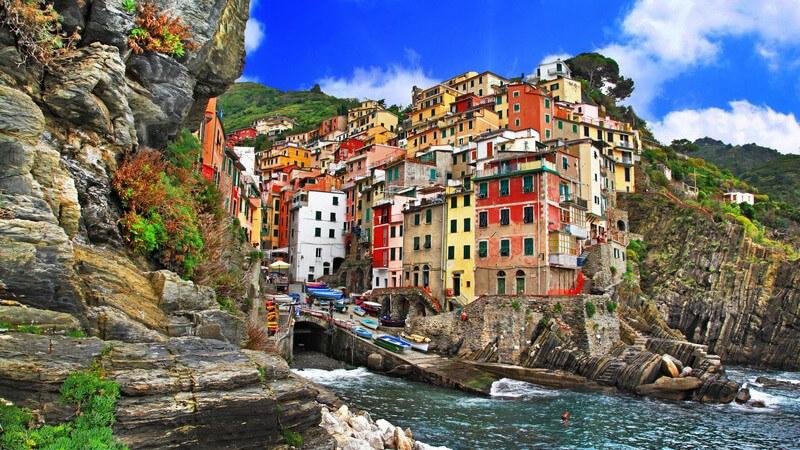 Sehenswertes im Reiseziel Italien